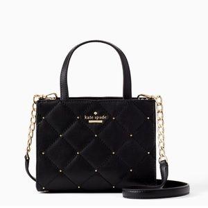 Kate Spade Emerson Studded Small sam satchel
